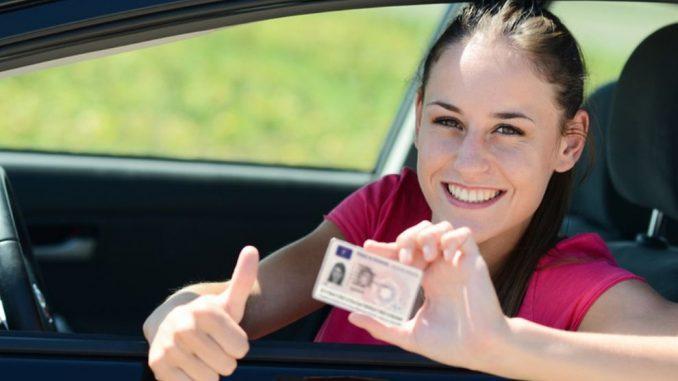 EU-Führerschein zum Online-Verkauf