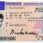 deutscher Führerschein zu verkaufen